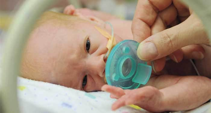 Infant Soothing in the Hospital