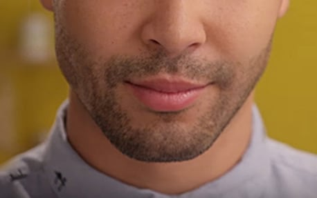 how to create the perfect stubble