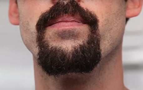 how to grow a goatee