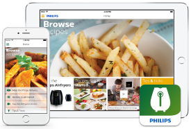 Philips-Avance-Airfry-App